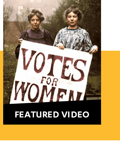 Featured Video: 100th Anniversary of 19th Amendment
