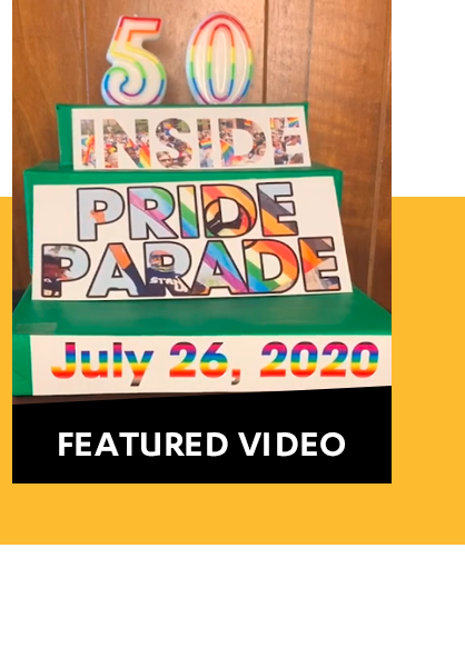 Inside Pride Parade