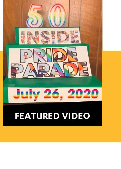 Inside Pride Parade