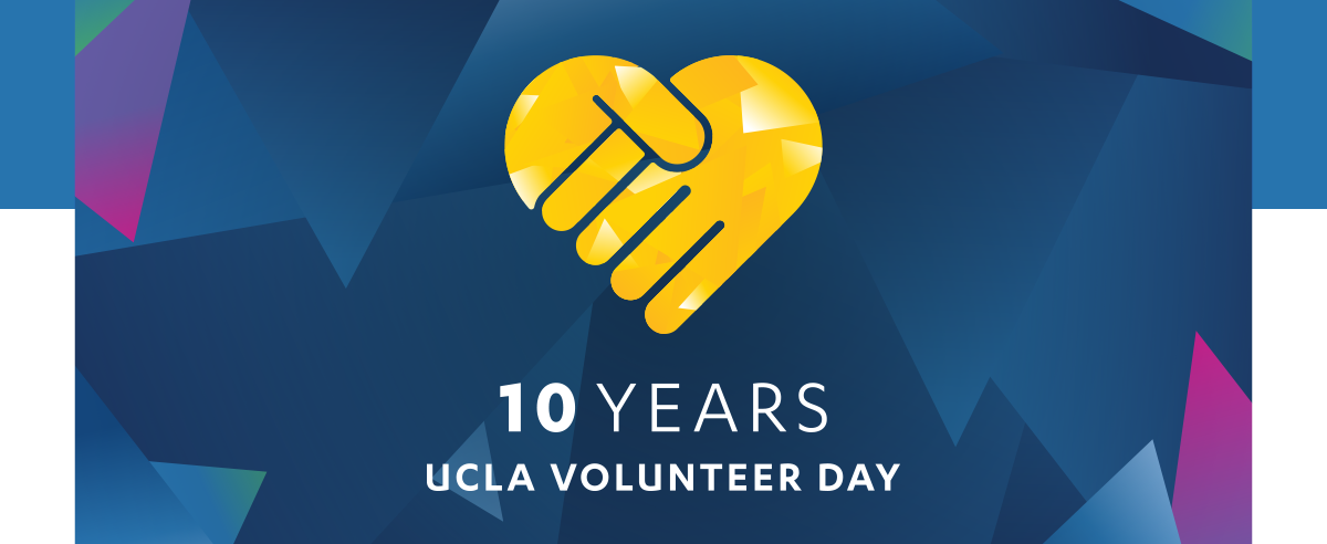 10 Years UCLA Volunteer Day