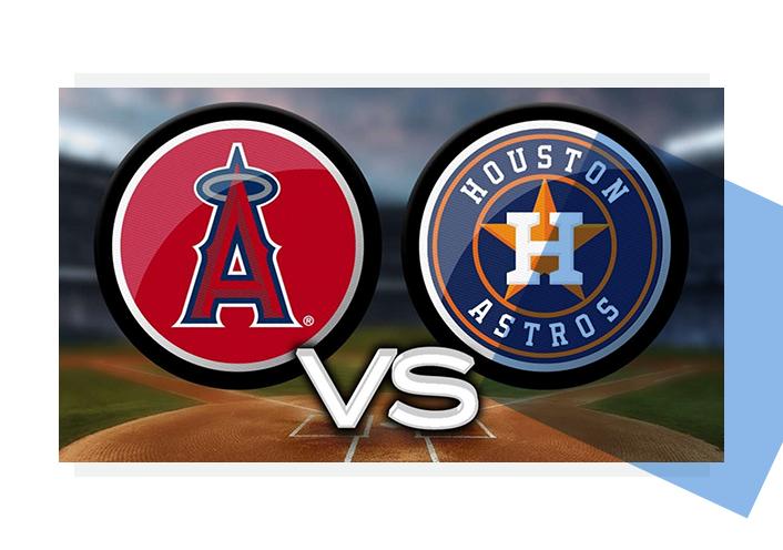 Angels vs. Astros