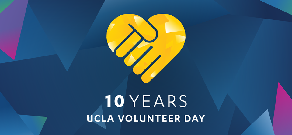2018 UCLA Volunteer Day