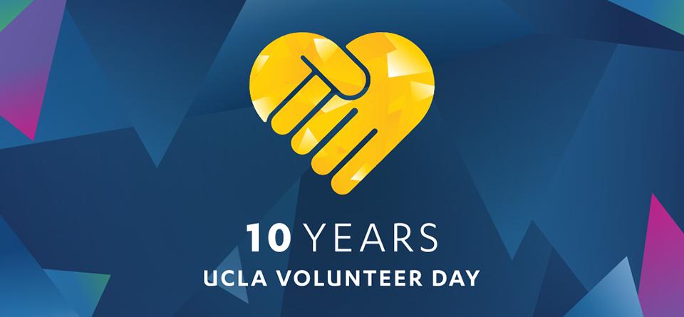 2018 UCLA Volunteer Day