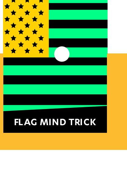 Flag Mind Trick