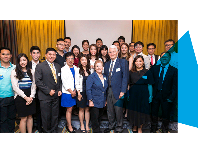 UCLA Global Forum Group Photo