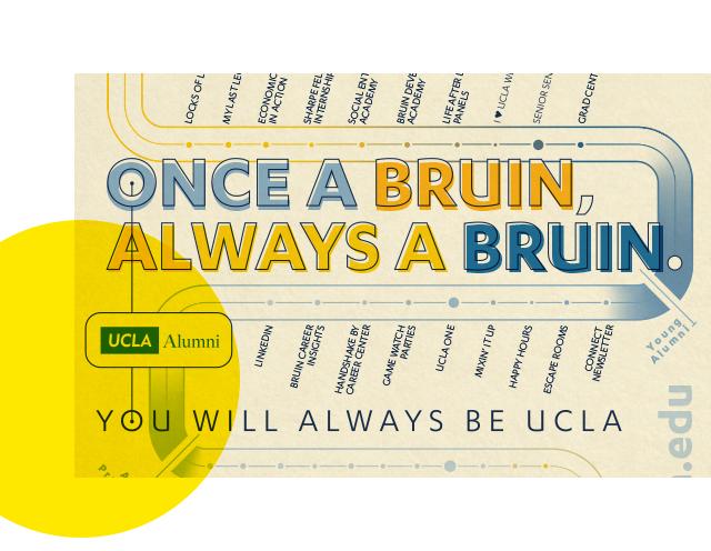 Once A Bruin, Always A Bruin