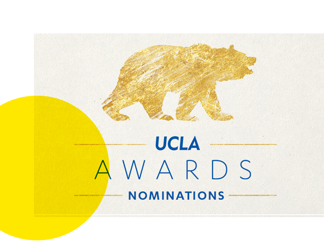 UCLA Awards logo
