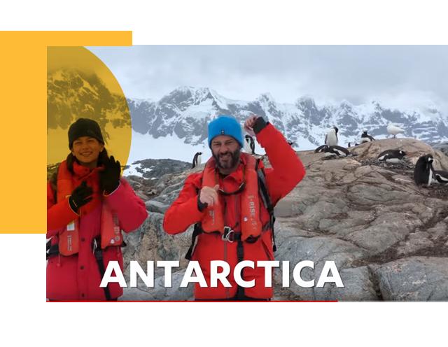 Antarctica 8-Calp