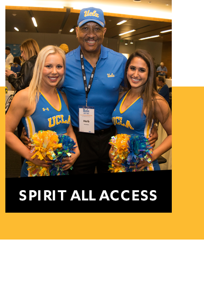 Spirit Squad All Access Reception