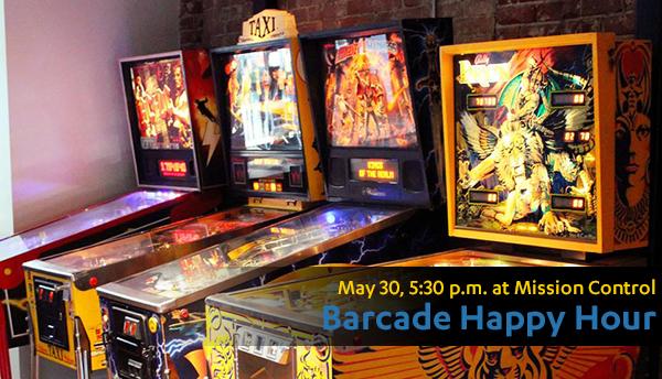 Barcade - May 30