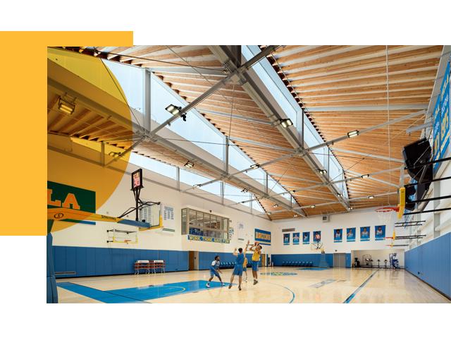 Mo Ostin Basketball Center