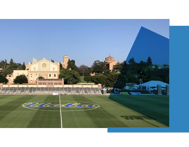 UCLA Soccer Field