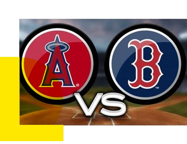 Angels vs. Red Sox