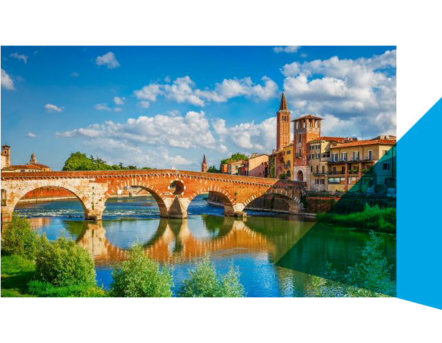 Travel to Verona, Italy