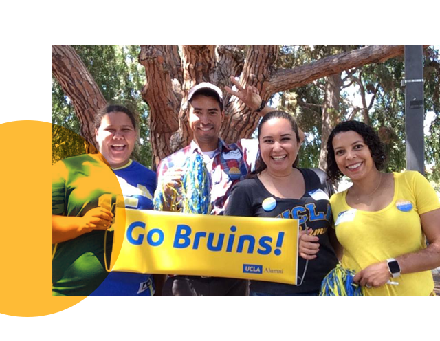 New Bruin Send-off
