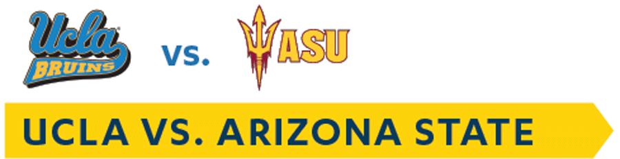 UCLA vs ASU
