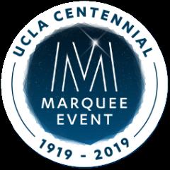 UCLA Centennial Marquee Events Logo