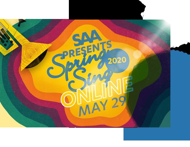 Spring Sing Online May 29