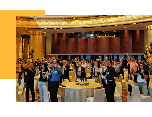 8-Clap in Hong Kong