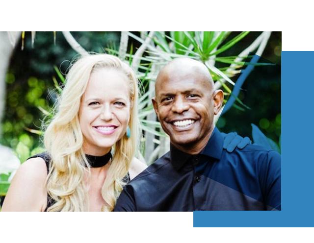 Celia and Joe Ward-Wallace