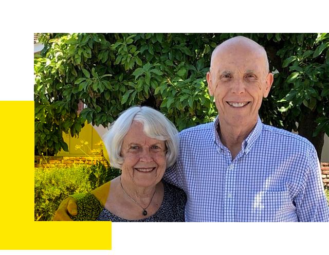 Bob and Nancy Weeks